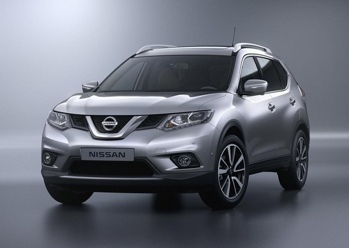 Nissan X-Trail 1