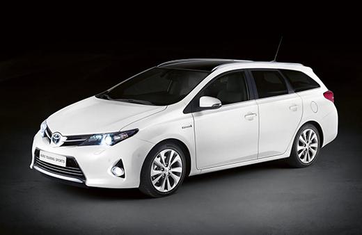 Toyota Auris Touring Sports 1